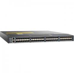 Cisco - DS-C9148D-8G32P-K9 - Cisco MDS 9148 Multilayer Fibre Channel Switch - 8 Gbit/s - 32 Fiber Channel Ports - Manageable - 1U - Redundant Power Supply