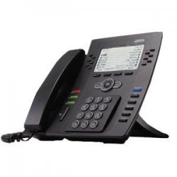 Adtran - 1200769E1#B - Adtran IP 706 IP Phone - Headset, 2 x 10/100Base-TX - 6Phoneline(s) - Programmable - Desktop