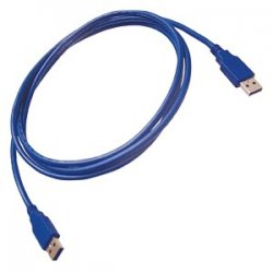 SIIG - CB-US0212-S1 - Siig SuperSpeed USB 3.0 Cable - Type A Male USB - Type A Male USB - 2m
