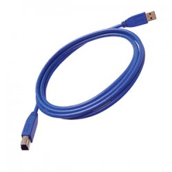 SIIG - CB-US0312-S1 - Siig SuperSpeed USB 3.0 Cable - Type A Male USB - Type B Male USB - 1m