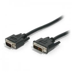 StarTech - DVIVGAMM3 - StarTech.com 3 ft DVI to VGA Display Monitor Cable - DVI-A Male Video - HD-15 Male VGA - 3ft - Black