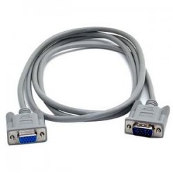 StarTech - MXT10110 - StarTech.com - VGA Monitor extension cable - HD-15 (M) - HD-15 (F) - 10 ft - HD-15 Male VGA - HD-15 Female VGA - 10ft - Gray