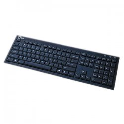 SIIG - JK-US0412-S1 - SIIG Premium Aluminum with Hub - Keyboard - USB