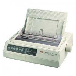 Okidata - 62411603 - OKI Microline 320 Turbo - Printer - monochrome - dot-matrix - A4 - 240 x 216 dpi - 9 pin - up to 290 char/sec - parallel