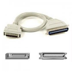 Belkin / Linksys - F2N962-12 - Belkin Pro Series SCSI-2 Cable - DB-50 Male - Centronics Male - 12ft