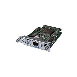 Cisco - HWIC-1DSU-T1= - Cisco 1-Port T1/Fractional T1 DSU/CSU WAN Interface Card - 1 x T1/FT1