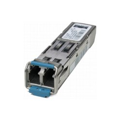 Cisco - GLC-ZX-SM-RGD= - Cisco Gigabit Ethernet SFP - 1 x 1000Base-ZX