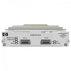 Hewlett Packard (HP) - J8434A - HP ProCurve 10-GIG Copper Module - 2 x 10GBase-CX4