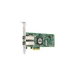 Hewlett Packard (HP) - A8003A?TDS - HPE TD Sourcing StorageWorks FC2242SR - Host bus adapter - PCIe x4 - 4Gb Fibre Channel x 2 - for HPE ProLiant DL120 G7, DL165 G7, DL360 G7, DL380 G6, DL380 G7, DL580 G5, SL160s G6
