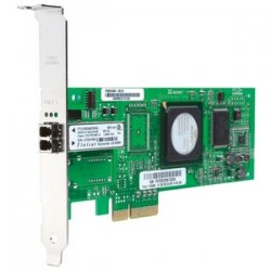 Hewlett Packard (HP) - AD168A - HP-IMSourcing StorageWorks FC2243 PCI-X-to-Fibre Channel Host Bus Adapter - 2 x LC - PCI-X - 4Gbps