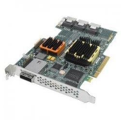 Adaptec - 2258600-R - Adaptec 51645 20 Port Serial ATA/SAS RAID Controler - 512MB DDR2 - PCI Express x8 - Up to 300MBps Per Port - 1 x SFF-8088 mini SAS 300 - Serial Attached SCSI External, 4 x SFF-8087 mini SAS 300 - Serial Attached SCSI Internal