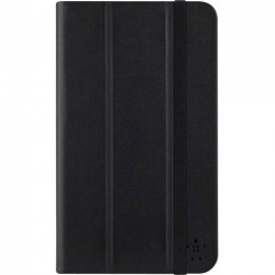 Belkin - F7P321B1C00 - Belkin Tri-Fold Carrying Case (Tri-fold) for 7 Tablet - Black - Fabric