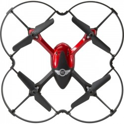 GPX - DR187R - SkyRider Hawk 2 Quadcopter Drone - DR187R - 2.40 GHz - Battery Powered - 0.10 Hour Run Time - 165 ft Operating Range - 4 Channel
