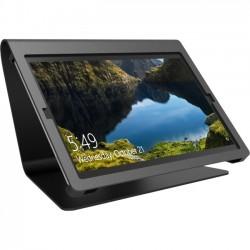 Compulocks Brands - 540NPOSB - Compulocks Nollie Surface Pro POS Kiosk - Nollie Surface Pro Stand - Black