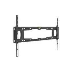 Barkan - E400+.B - Barkan E400+ Wall Mount for TV - 90 Screen Support - 132 lb Load Capacity - Metallic Black