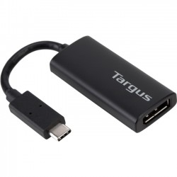 Targus - ACA932BT - Targus ACA932BT Graphic Adapter - 1 x DisplayPort - 1 x Monitors Supported