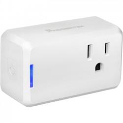 Premiertek.net - HS1050 - Premiertek WiFi Mini Smart Plug Controller - Work w/ Phone Tablets Amazon Alexa