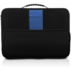 V7 - CCK5FIT-1N - V7 Work_In CCK5FIT-1N Carrying Case (Briefcase) for 11.6 Chromebook - Black - MicroFiber Interior, Polyester Nylon - Shoulder Strap, Handle - 13 Height x 9.8 Width x 2.7 Depth