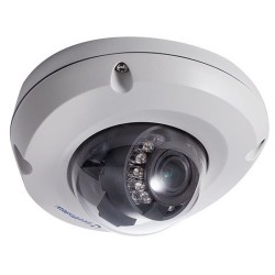 GeoVision - GV-EDR47000F - GeoVision GV-EDR4700-0F 4 Megapixel Network Camera - Color, Monochrome - 49.21 ft Night Vision - Motion JPEG, H.264, H.265 - 2592 x 1520 - 2.80 mm - CMOS - Cable - Dome - Ceiling Mount, Wall Mount, Surface Mount, Power Box Mount