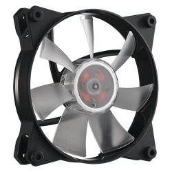 Cooler Master - MFY-F2DN-11NPC-R1 - Cooler Master MasterFan Pro 120 Air Flow RGB - 120 mm - 1100 rpm48.8 CFM - 20 dB(A) Noise - 4-pin - RGB LED - 8.0 Year Life