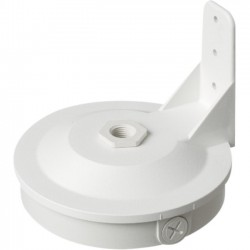 Arlington Industries - 8161BRGC - Arlington Wall Mount for Security Camera Dome - 50 lb Load Capacity - White