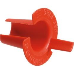 Arlington Industries - AS7 - Arlington Anti-Short Bushings - Bush - Red - 10 Pack