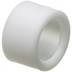 Arlington Industries - EMT400 - Arlington Press-On Insulating Bushings - 4 Diameter - Bush - White - 25 Pack