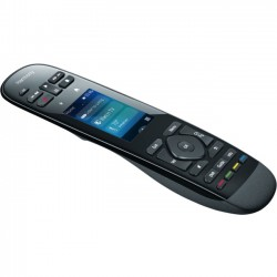 Logitech - 915-000224 - Logitech Harmony Ultimate One Touch Screen IR Remote - LCD - Infrared
