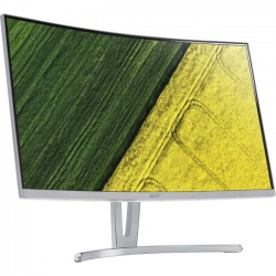 Acer - UM.HE3AA.001 - Acer ED273 27 LCD Monitor - 16:9 - 4 ms - 1920 x 1080 - 16.7 Million Colors - 250 Nit - 100,000,000:1 - Full HD - Speakers - DVI - HDMI - DisplayPort