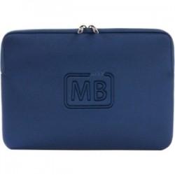 Tucano - BF-E-MB13-B - Tucano Elements Carrying Case (Sleeve) for 13 MacBook Pro - Blue - Slip Resistant - Neoprene, Velvet Interior - 9.3 Height x 13.2 Width x 1.1 Depth