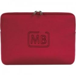 Tucano - BF-E-MB13-R - Tucano Elements Carrying Case (Sleeve) for 13 MacBook Pro - Red - Slip Resistant - Neoprene, Velvet Interior - 9.3 Height x 13.2 Width x 1.1 Depth