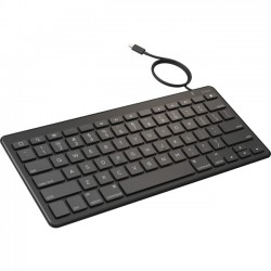 Zagg - ZG12KB-BB0 - ZAGG Keyboard - Cable Connectivity - Retail - Lightning Interface