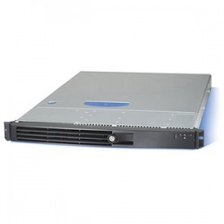 Intel - A1400SATAKIT2 - Intel SR1400 3.5' Hard Drive Enclosure - 3 x 3.5 - 1/3H Front Accessible Hot-swappable - Rack-mountable