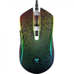 Rapoo - 10376 - Rapoo V25S Optical Gaming Mouse - Optical - Cable - USB - 7000 dpi - Scroll Wheel - Symmetrical