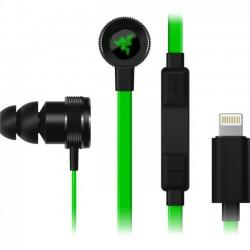 Razer - RZ04-02090100-R3U1 - Razer Hammerhead For iOS - Stereo - Lightning Connector - Wired - 32 Ohm - 20 Hz - 20 kHz - Earbud - Binaural - In-ear