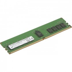 Supermicro - MEM-DR416L-CL06-ER26 - Supermicro 16GB DDR4 SDRAM Memory Module - 16 GB - DDR4 SDRAM - 2666 MHz DDR4-2666/PC4-21300 - 1.20 V - ECC - Registered - 288-pin - DIMM