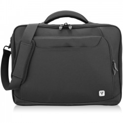 V7 - CCPX1-BLK-9N - V7 Elite Carrying Case (Briefcase) for 15.6 Notebook - Trolley Strap