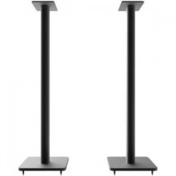 Kanto AV Systems - SP32PL - Kanto SP Plus Series Speaker Stands - 32 Height x 10.6 Width x 8.9 Depth - Floor - Steel, Foam - Black