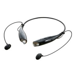 GPX - IAEB25B - iLive Wireless Stereo Headset - Stereo - Black - Wireless - Bluetooth - 33 ft - 32 Ohm - 20 Hz - 20 kHz - Earbud, Behind-the-neck - Binaural - In-ear