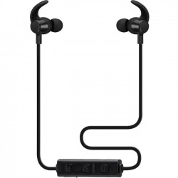 GPX - IAEB67B - iLive iAEB67B Earset - Stereo - Black - Wireless - Bluetooth - 33 ft - 32 Ohm - 20 Hz - 20 kHz - Earbud, Over-the-ear - Binaural - In-ear