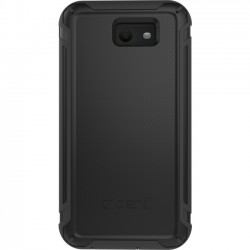 Trident Case - CS7J7K0 - Trident Cyclops Case For Samsung Galaxy J7 V - Smartphone - Black - Thermoplastic Elastomer (TPE), Polycarbonate, Silicone - 96 Drop Height
