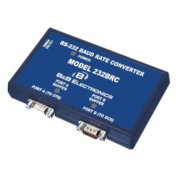 IMC Networks - 232BRC - B+B Serial RS-232 Baud Rate Converter - USB