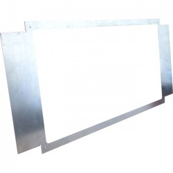 Premier Mounts - LMV-408 - Premier Mounts LMV-408 Mounting Spacer for Flat Panel Display - 55 Screen Support - Silver