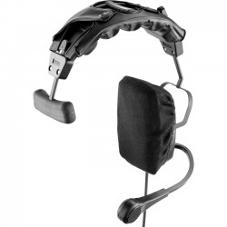 Bosch - PH-1 - Telex PH-1 Headset - Wired Connectivity - Mono - Over-the-head