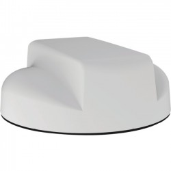 Sierra Wireless - 6001123 - Sierra Wireless AirLink Antenna: 2-in-1 Dome - 698 MHz, 1.70 GHz to 960 MHz, 2.70 GHz - 5 dBi - Cellular Network - White - Screw Mount - Omni-directional - SMA Connector