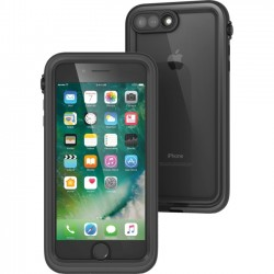 Catalyst Lifestyle - CATIPHO7PBLK - Catalyst Carrying Case for iPhone 7 Plus - Stealth Black - Impact Resistant, Water Proof, Drop Proof - Polycarbonate