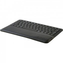 Codi - A05016 - Codi Executive Bluetooth Keyboard - Wireless Connectivity - Bluetooth - Compatible with Tablet (iOS) - Home, Search, Slideshow Hot Key(s) - Black