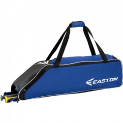 Easton - A159033RY - Easton E310W Carrying Case (Roller) for Gear, Bat, Baseball - Royal - Carrying Strap - 9 Height x 9 Width x 36 Depth