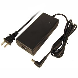 Battery Technology - AC-1990124 - BTI AC Adapter - For Notebook - 90W - 4.7A - 19V DC
