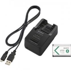 Sony - ACCTRBX - Sony Cyber-shot Accessory Kit - 110 V AC, 220 V AC Input - AC Plug